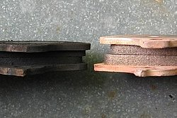 Inspect your Brake Pads